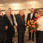 Gratulacje Słuczaczy EUTW dla prezesowa po odznaczeniu Zasłużony dla tolerancji