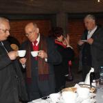 Poczęstunek w Lutheraneum po uroczystości Zasłużony dla tolerancji (2)