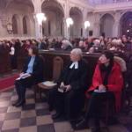 uczestnicy na Switowym Dniu Modlitwy